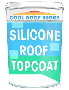 Cool Roof Store Silicone Roof Topcoat