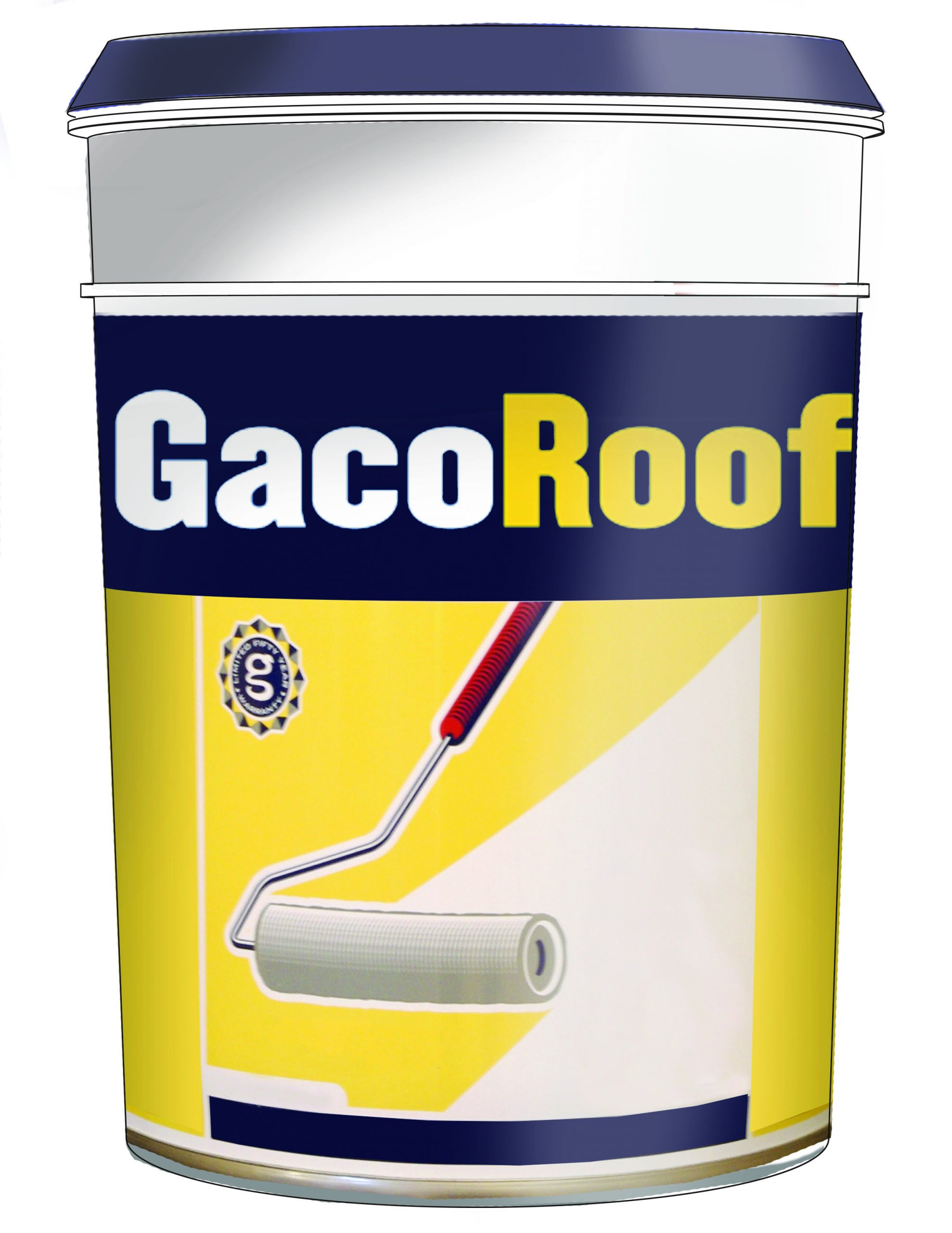 Gaco Roof Silicone Coating