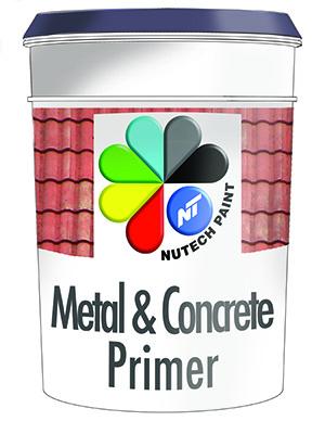 Metal & Concrete Primer