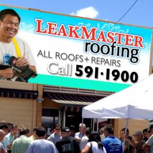 LeakMaster Roofing in Honolulu, Hawaii