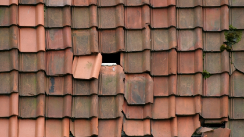 Monier Tile Roof Repairs