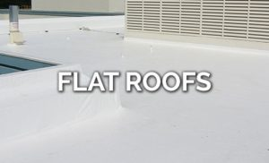 Roofing Services for Flat Roofs