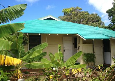 After View - Roof Shingles Coating on Hawaii Home