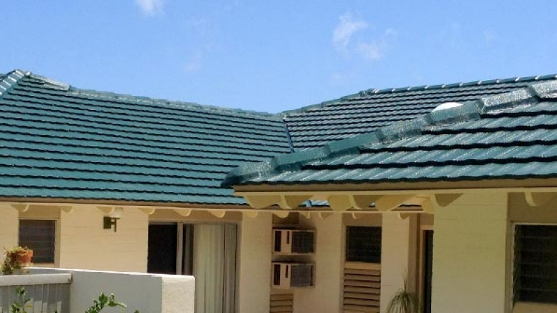 Roofing Services for Hawaii Monier Tile Roofs