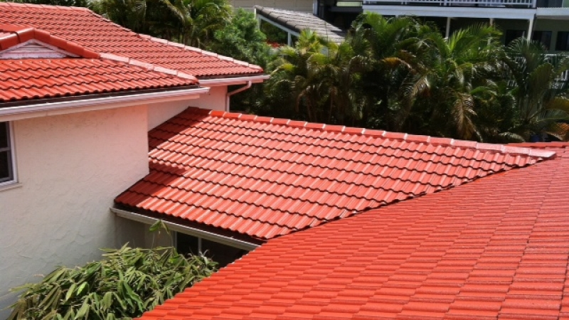 Roof Coatings for Monier Tiles