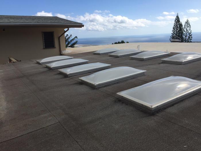 Maunalani Heights Home Roof Repair - Before Photo